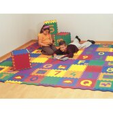 Edu Tiles Floor Puzzle Set
