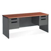 Mesa Series Executive Panel End Credenza
