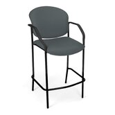 Cafe Two Height Deluxe Chair