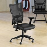 Mid-Back Leather Mesh Ultimate Office Chair