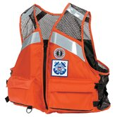Industrial Mesh Type III Flotation Vest