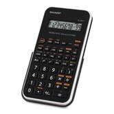Sharp SHREL501XBWH Scientific Calculator