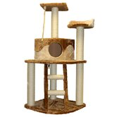 Kitty Activity Centre / Cat Scratch Post Toy