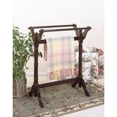Heirloom Cherry Quilt Rack