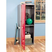 Teen Trends Red Storage Locker