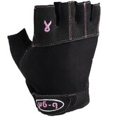 Core Womens Fitness Glove in Black / Pink