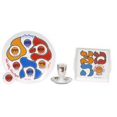 Artistic Porcelain Seder Set