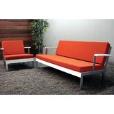 Etra Deep Seating Group with Cushions