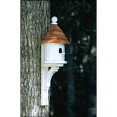 Lazy Hill Farm Shingled Bird House