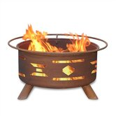 Mosaic Santa Fe Fire Pit
