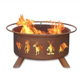 Kokopelli Fire Pit