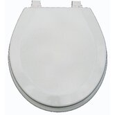 Premium Wood Toilet Wood Seat in Metallic Beige