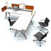 EYHOV Rise Executive Workstation