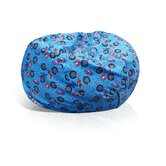 Wetlook Collection Jr. Child Race Car Bean Bag Chair