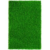"Diamond Light Spring 60"" x 36"" Synthetic Lawn Grass Turf"
