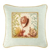 Natural Shells Conch Shell Pillow