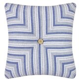 Nantucket Dream Striped Quilt Pillow