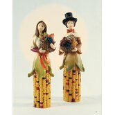 Harvest Couple Figurine (Set of 2)