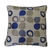Dacota Cushion Cover in Cobalt