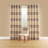 Spectrum Lined Curtains with Eyelet Heading