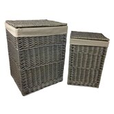 Laundry Hamper (Set of 2)