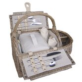 2 Person Boat Hamper Picnic Basket
