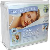 Plush Mattress Protector