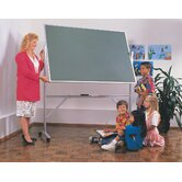 Double Sided Reversible Chalkboard