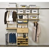 Wood Closet Kit