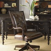 Halton House High-Back Leather Callahan Office Chair