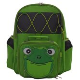 Children's Friendly Faces Frog Backpack