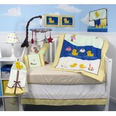 Quack Quack Ducks Baby 14 Piece Crib Nursery Bedding Set