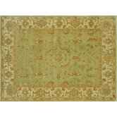 Vernon Olive/Light Green Rug