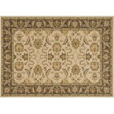 Rylan Ivory/Brown Rug