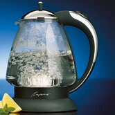 1.5-qt. H2O Plus Electric Tea Kettle