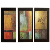Modern Wall Plaque Set