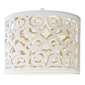 Graphic Appeal Laser Cut Lamp Shade