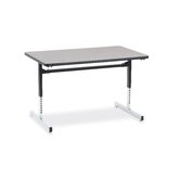 8700 Series Computer Table with 30&quot; x 48&quot; Top