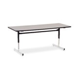 "8700 Series Computer Table with 30"" x 72"" Top"
