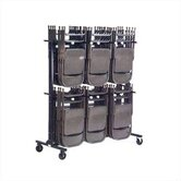 Two Tier Folding Chair Truck/Storage Cart