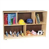 Early Childhood Mobile Single Storage Unit