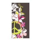 Hibiscus Peace Towel