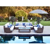 Palisades Deep Seating Group with Cushions