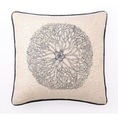 Anemone Down-Filled Embroidered Pillow