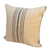 Island Hobie Stripe Pillow