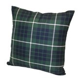 Tartan Plaid Pillow