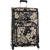"Gem 28"" Expandable Spinner Suitcase"