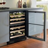 Chateau 44-Bottle Dual Zone Wine Refrigerator
