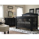Hudson 2 Piece Nursery Lifestyle Crib Set