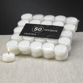 Acrylic Tealights (Set of 50)